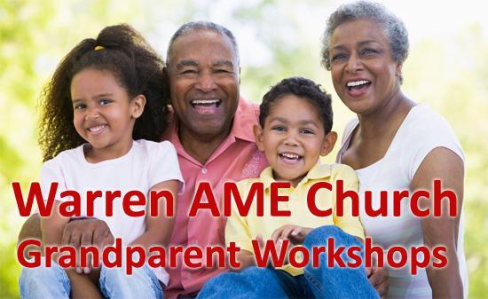 Grandparent Workshops